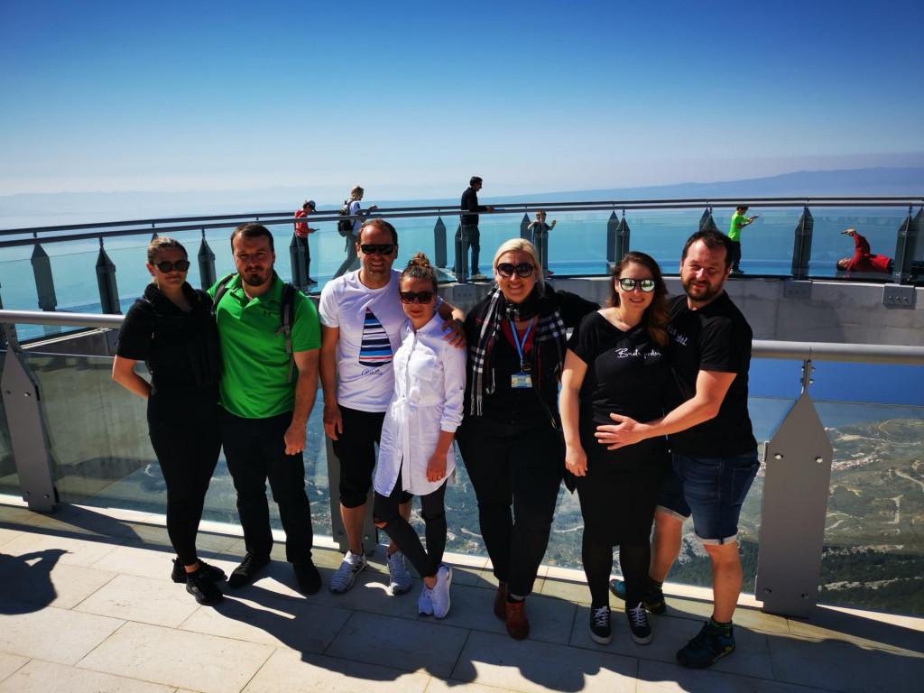 Prvi turisti na Korčulu stigli su iz Češke