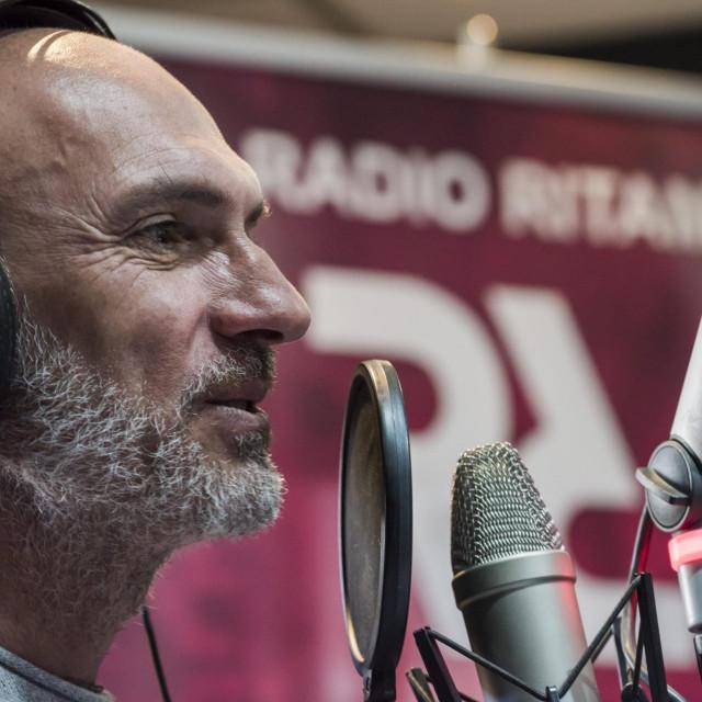 <br /> Joško Bonaći novi voditelj na Radio Ritmu.<br />