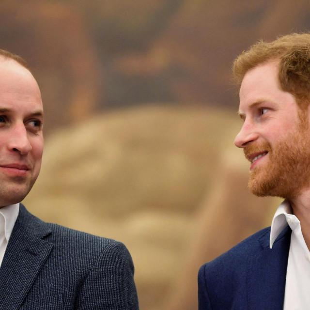 Odnos Williama i Harryja vjerojatno nikad neće biti onako blizak kao prije, ali pogreb njihovog djeda Philipa možda će dovesti do pomirenja
