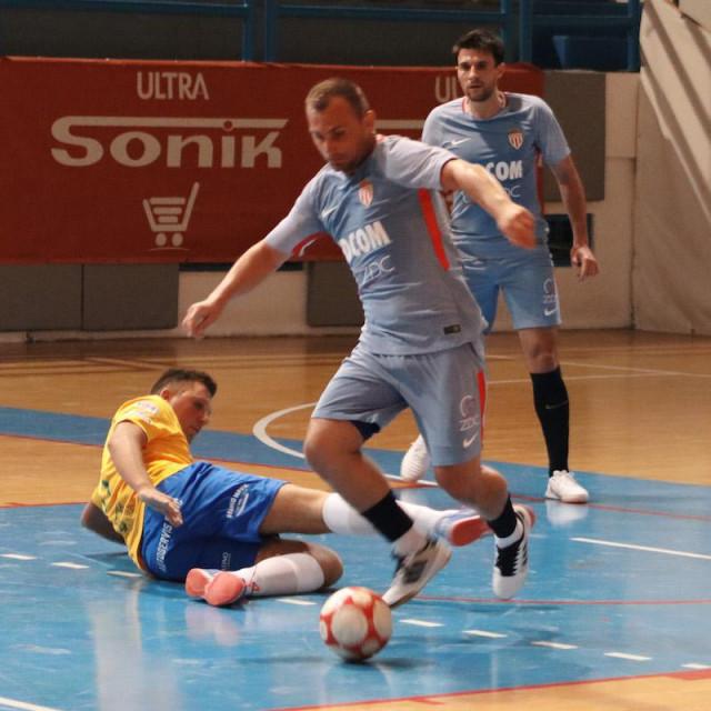 Futsal Liga prvaka u Zadru - Mate Bugarija