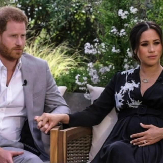 Trudna Meghan Markle je ostala u Kaliforniji i nije došla s Harryjem na pogreb njegovog djeda, princa Philipa