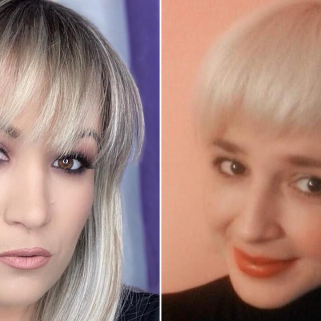 Tea Marjančić i Brankica Klarić, finalistice izbora za Najljepšu mamu Hrvatske