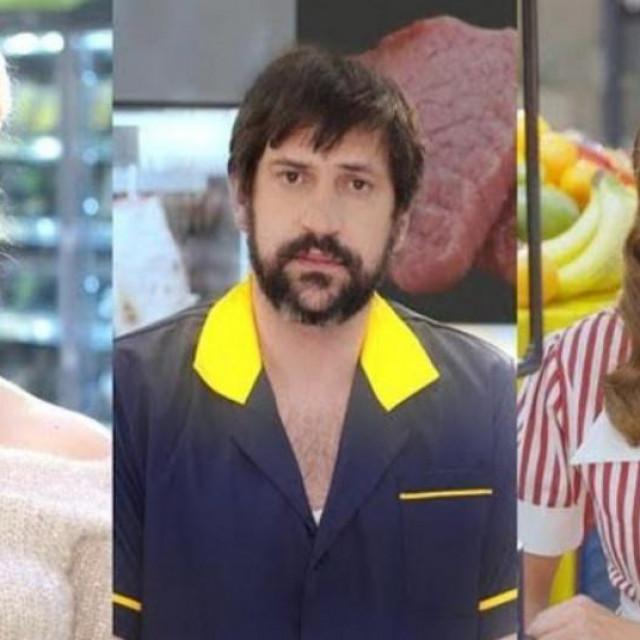 Hristina Popović, Goran Bogdan iSeverina nisu mogli dočekati snimanje