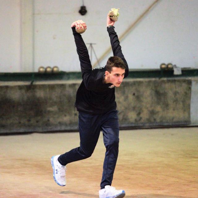Gracija Stjepčević je u disciplini precizno izbijanje oborio svjetski rekord za igrače do 18 i do 23 godine