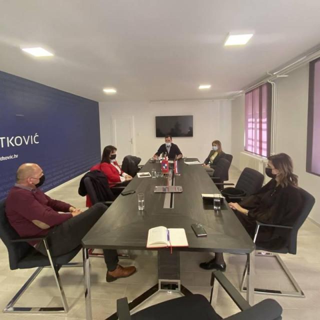 Sastankom u Metkoviću nastavljene su aktivnosti na projektu dRural
