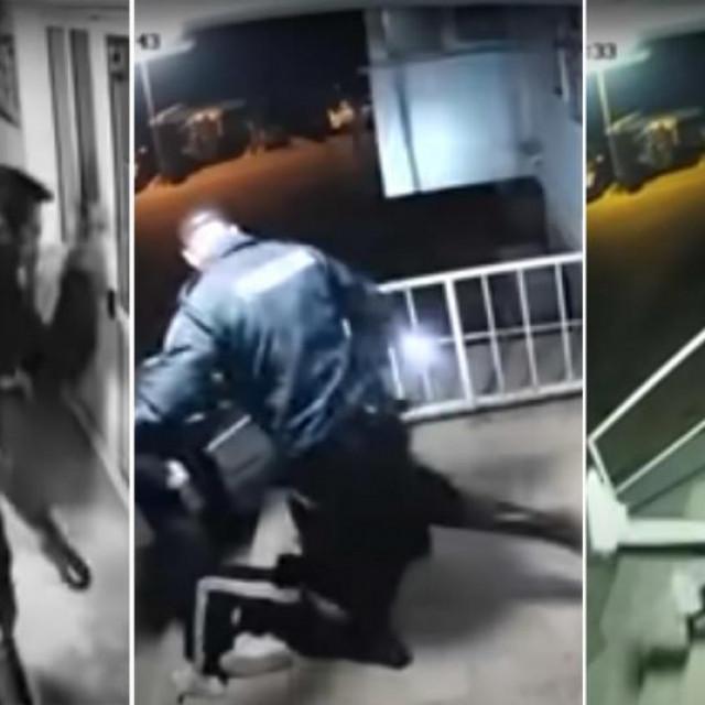 Dvojica policajaca su pretukli mladića zbog kršenja policijskog sata.