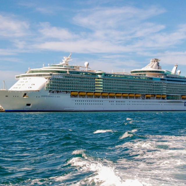 Kruzer Independence of the Seas tvrtke Royal Caribbean