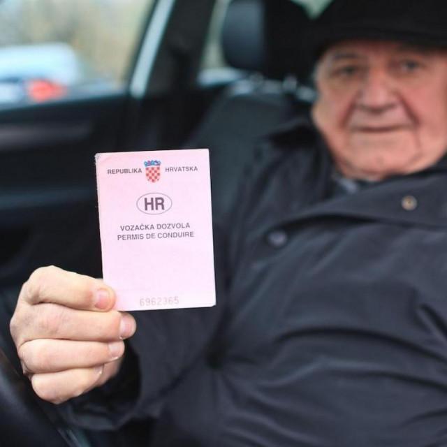 Vozačka dozvola<br /> Elvir Tabaković