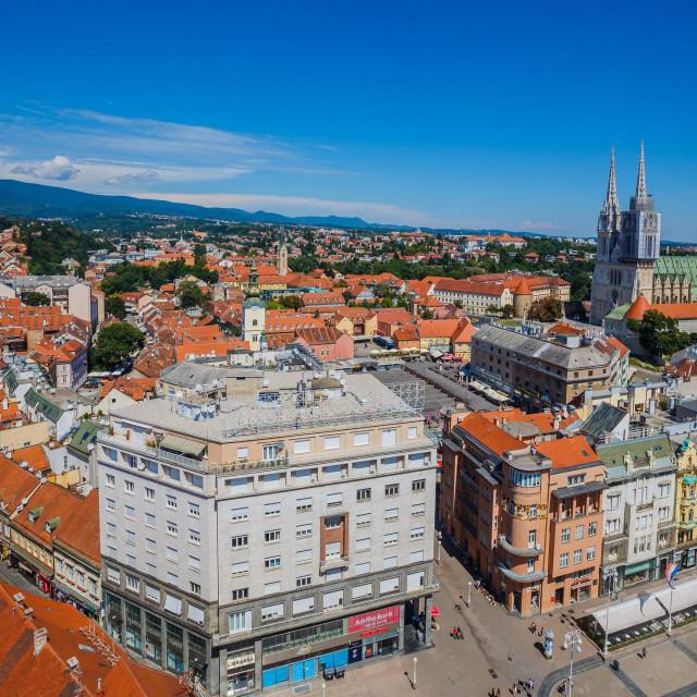 Stan od 14 kvadratnih metara prodaje se u zagrebačkoj Zvonimirovoj ulici za 56 tisuća eura