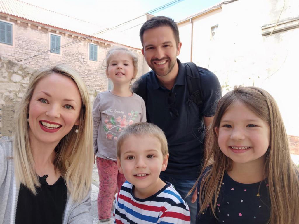 Obitelj Ćosić u Splitu