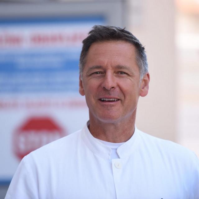 Alan Medic, epidemiolog