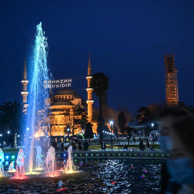 Istanbul čeka turiste