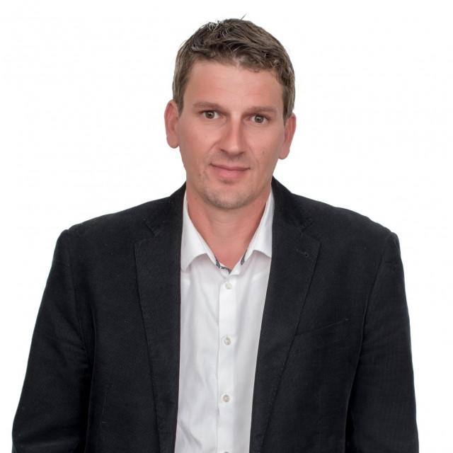 Dino Ercegović, kandidat Domovinskog pokreta za općinskog načelnika