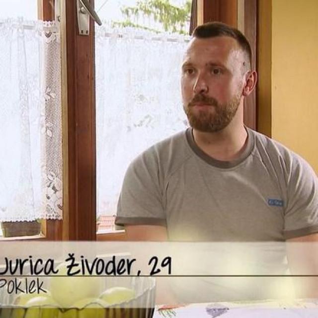 """Jurica Živoder u showu """"Ljubav je na selu"""" želio je naći svoju srodnu dušu, a je li je pronašao nećemo nikad saznati."""