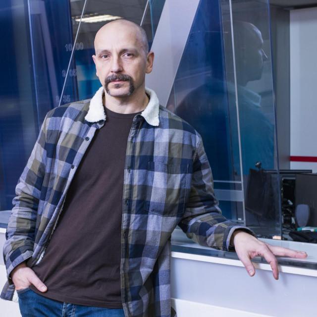 Aleksandar Stanković je dobio visoku temperaturu nakon što se cijepio Astra Zenecom.<br />
