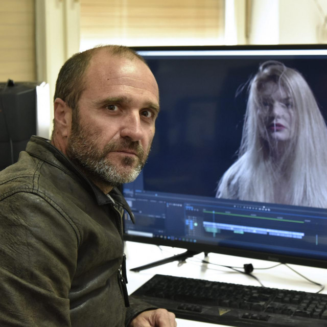 Elvis Bošnjak: Ubojstvo mirotvorca uvijek je intrigantna tema<br /> Joško Šupić/CROPIX