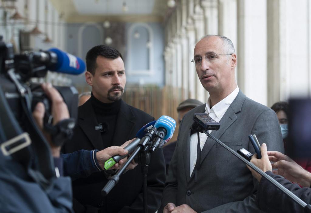 Ivica Puljak i Bojan Ivošević, kandidati za gradonačelnika i dogradonačelnika Centra