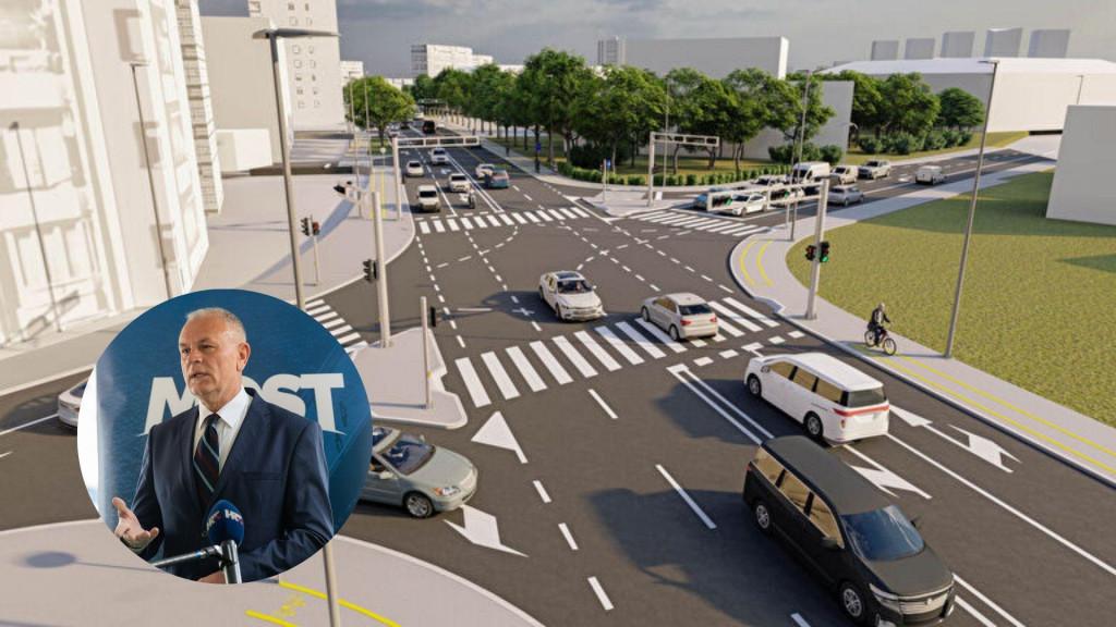 Mladen Mlata u ime MOSTA pisao je o problemima u prometu