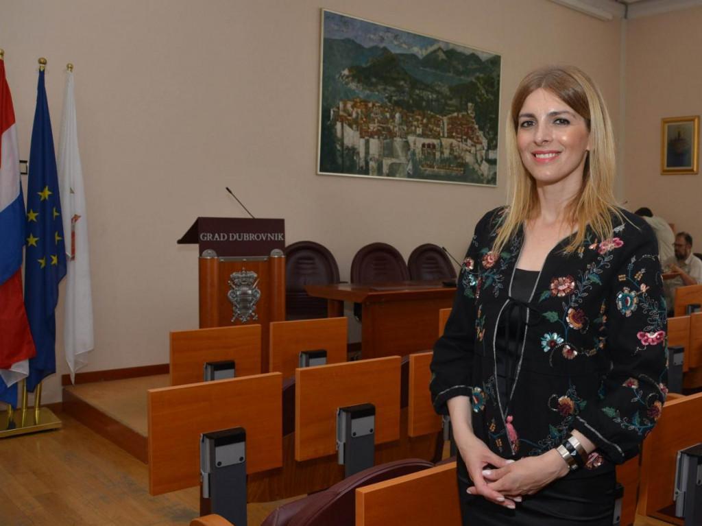 Vilma Kosović predsjednica Skupštine Dubrovačko-neretvanske županije iz redova DDS-a