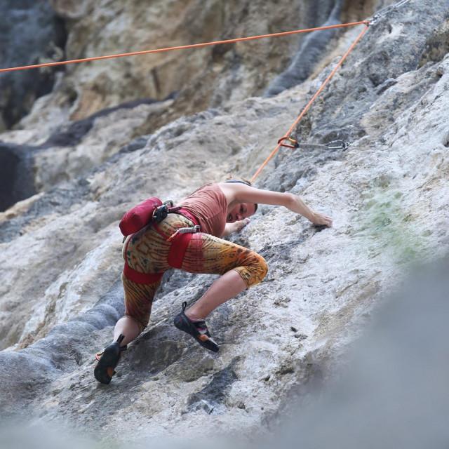 Omiške stijene pravi su izazov za sve ljubitelje adrenalina