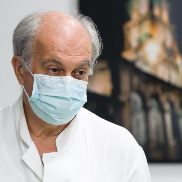 Na fotografiji: dr. Ivo Ivić<br />