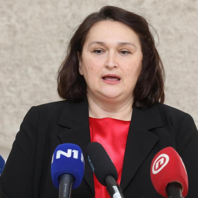 Izjava za medije Renate Sabljar Dračevac iz SDP-a