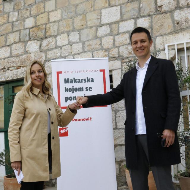 SDP-ov tandem za Makarsku<br />
