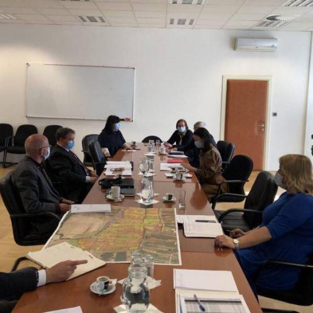 Sastanak u resornom ministarstvu