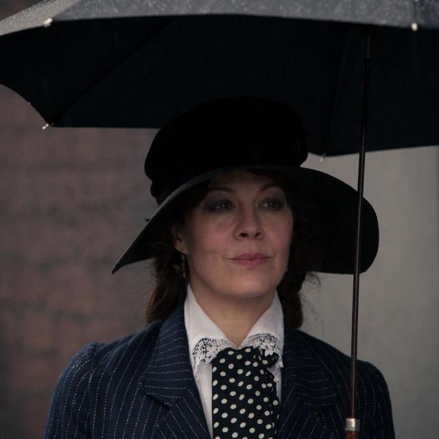 Helen McCrory kao Cherie Blair u filmu 'Kraljica'