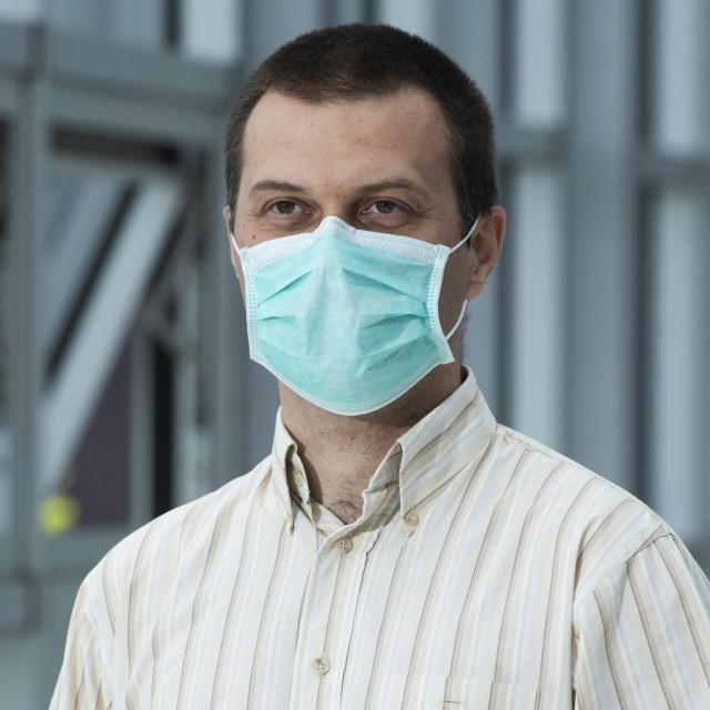 Doktor i znanstvenik Ozren Polašek<br />