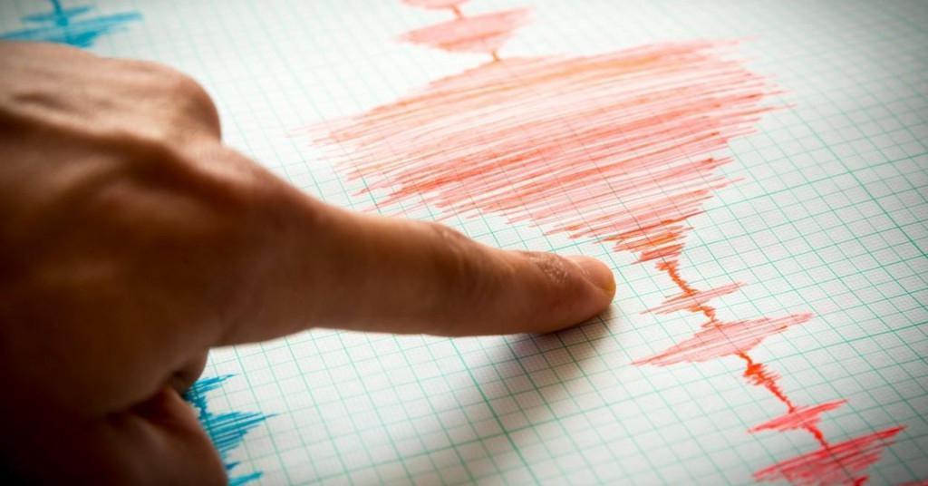 Ilustracija za potres