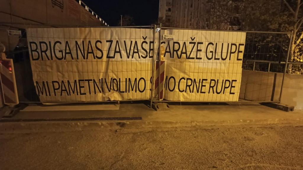 Noćna akcija građana kotara Lokve