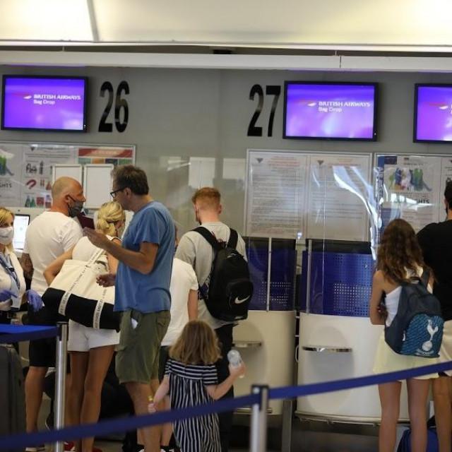 Dubrovački turizam u velikoj mjeri ovisi o britanskom tržištu