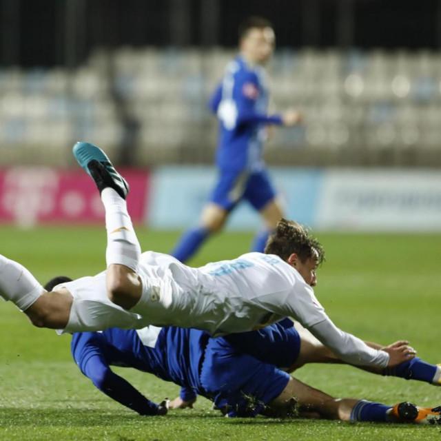 Drama se dogodila prije utakmice Rijeke i Lokomotive