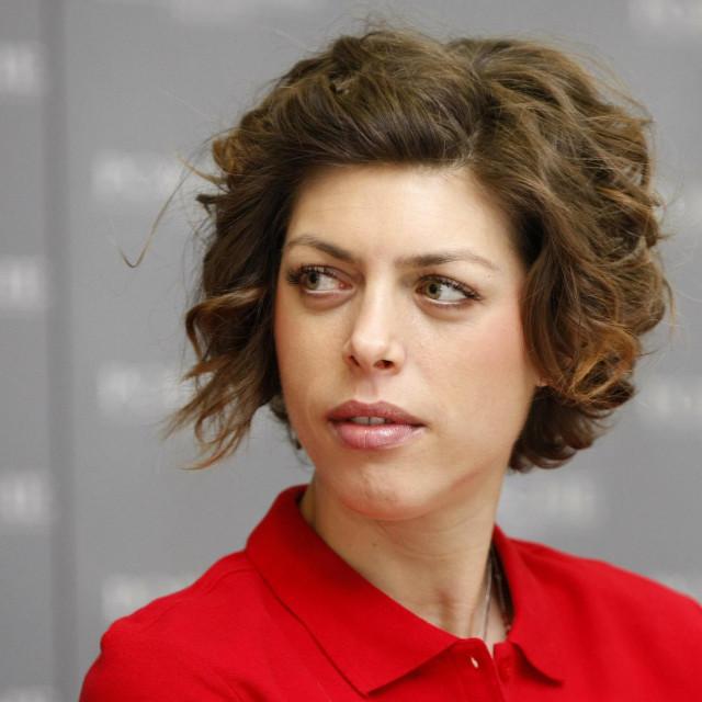 Blanka Vlašić postala je studentica u 37. godini.