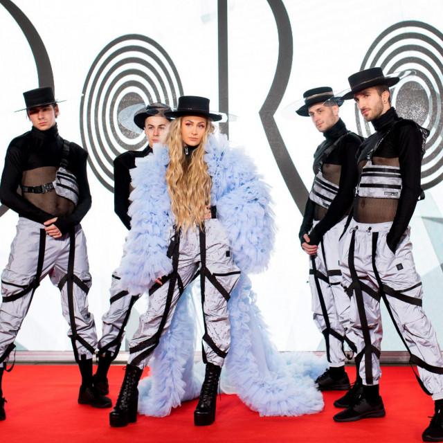 Albini će kostim za Euroviziju raditi Juraj Zigman.