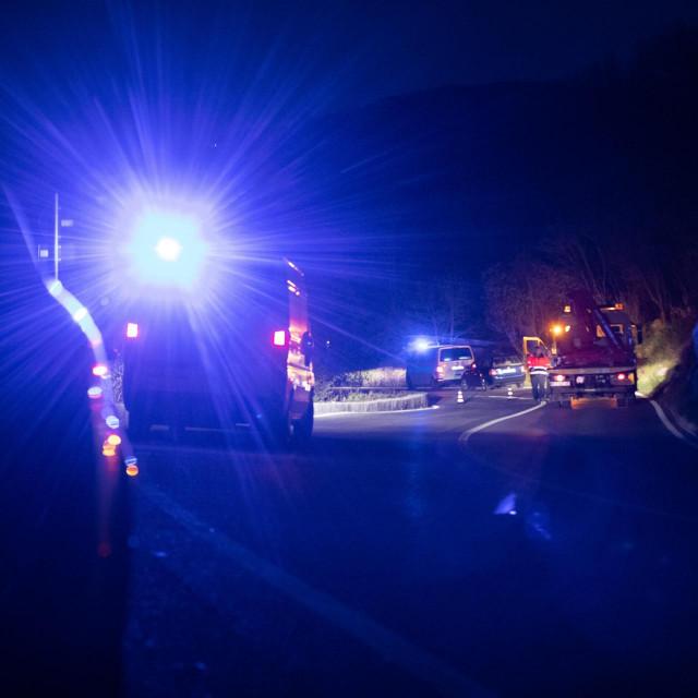 Prometna nesreća u blizini Rijeke u kojoj je preminula jedna osoba