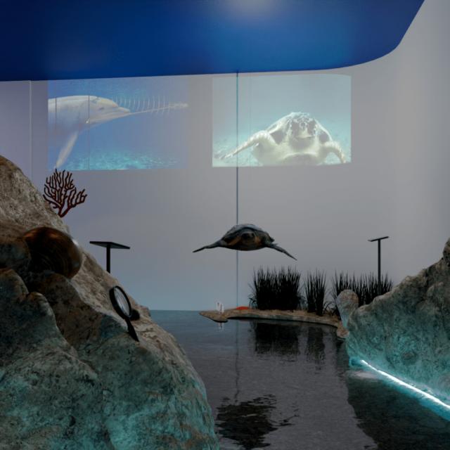 U Posjetiteljskom centru u Kanalu sv. Ante bit će postavljena stalna izložba