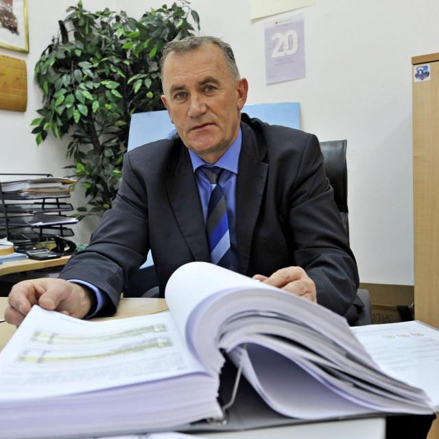 Prvi čovjek Hrvaca bio je i saborski zastupnik, a trenutno je potporedsjednik županijskog HDZ-a