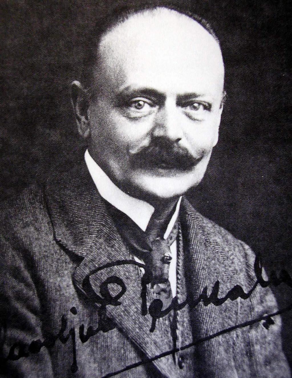 Naturalizirani Hrvat Eduard Slavoljub Penkala, rođen kao polu-Poljak polu-Nizozemac