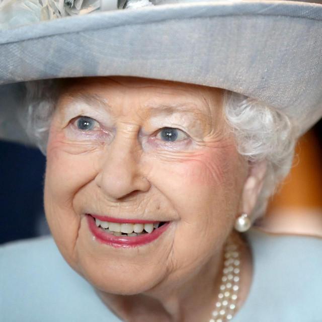 Kraljica Elizabeta II snimljena u veljači 2018.