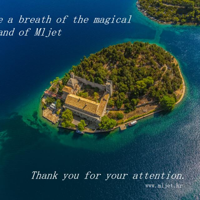 Na virtualnoj prezentaciji za agente i prodajno osoblje turoperatora u Velikoj Britaniji predstavila se Turistička zajednica Općine Mljet