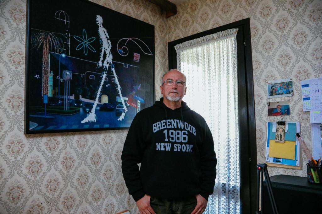 Umjetnik ne bi smio postojati bez zanatske kvalitete, ističe Ivanković