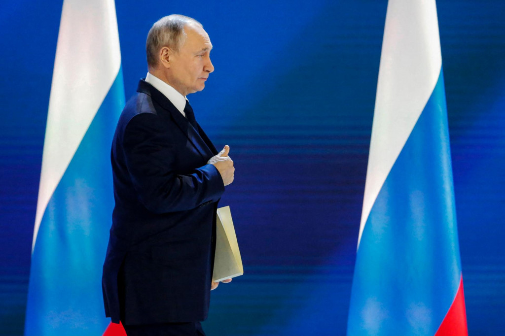 Putin se požalio se na stalne neprijateljske poteze protiv Rusije