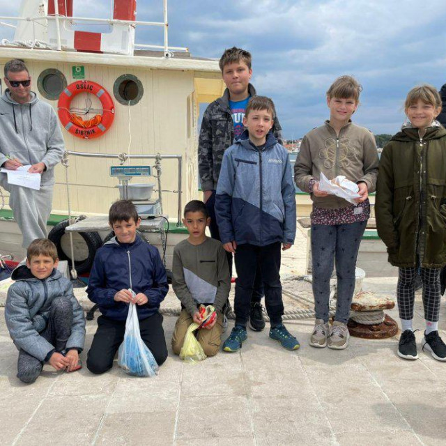 """Natjecanje u ribolovu """"Čap s obale 2021."""""""