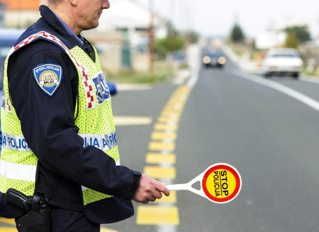 24-satna akcija mjerenja prekoračenja brzine u prometu