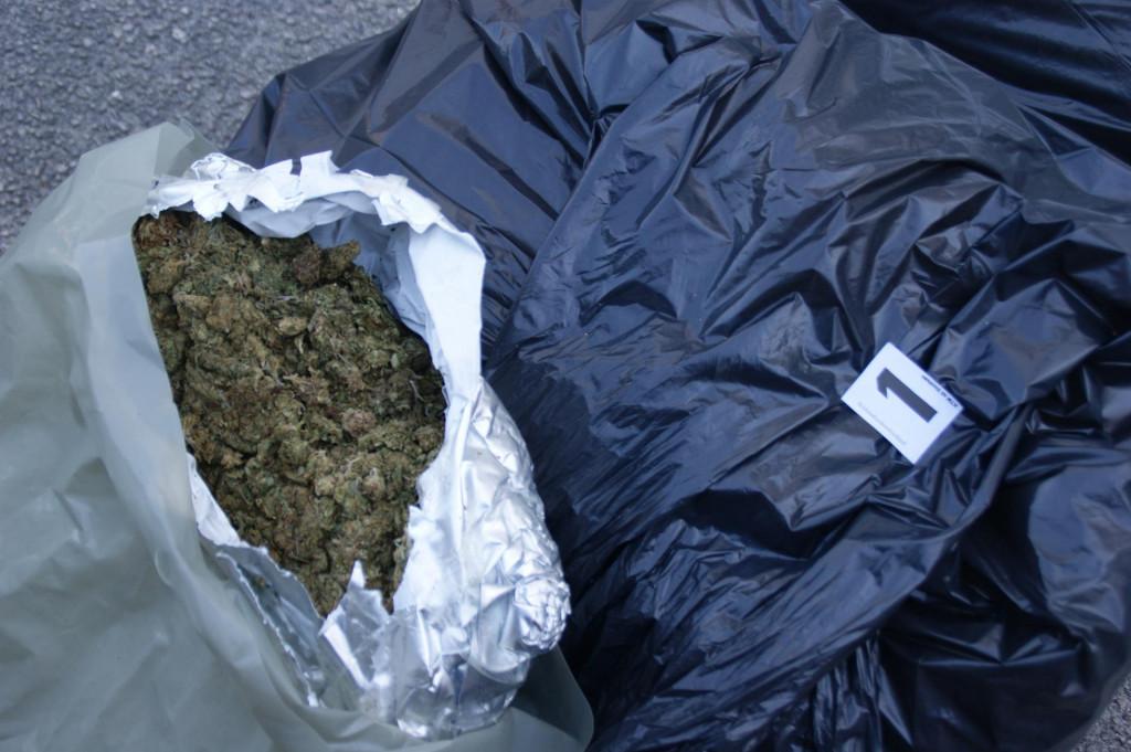 Splitski diler uhićen je po drugi put s marihuanom