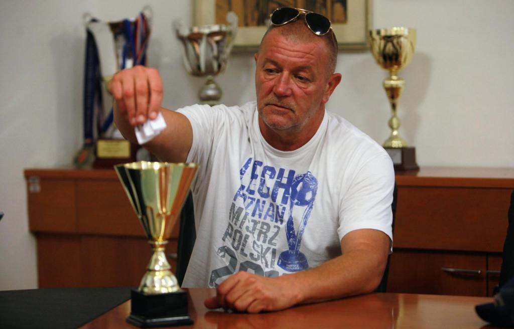 Neven Tomičić, povjerenik za natjecanje Županijskog nogometnog saveza Dubrovačko-neretvanskog