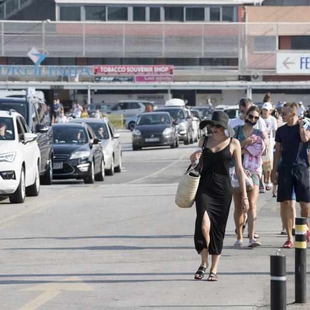 Trajektna luka Split