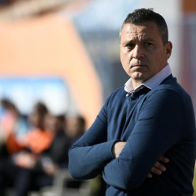 Sergio Escobar, trener Šibenika